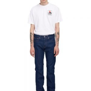 ED-80 CS Night Blue Denim Slim Tapered