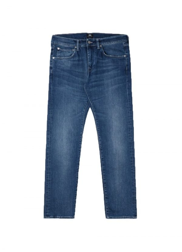 ED-55 CS Braxton Blue Denim Birger Wash Jeans