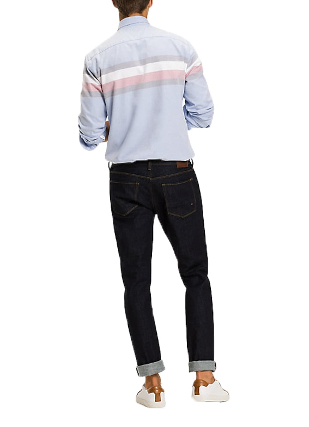 854e52ad Tommy Hilfiger Core Bleecker Slim Jeans New Clean Rinse - Time Clothing