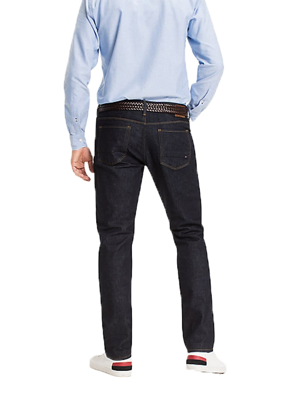 5651f99b Tommy Hilfiger Core Denton Straight Leg Jeans New Clean Rinse - Time ...