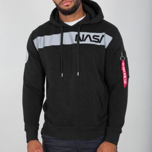 Nasa RS Hoody Sweat Black